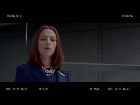 Captain America : Le Soldat de l'Hiver - Scène rallongée : Black Widow révèle son passé