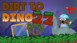 DISPLAY BOX & PEPPER TREES! | Growtopia | Dirt to Dino #22