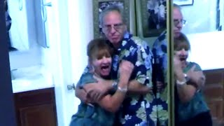 PARANORMAL ACTIVITY Prank Scares