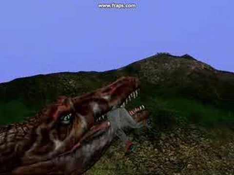 Jurassic Park Isla Pena 3