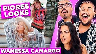 Os Piores Looks Da Wanessa Camargo Feat Wanessa Camargo Diva Depressão