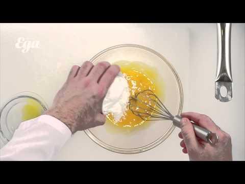 Как приготовить крем - видео