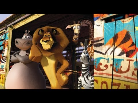 Madagascar 3: Europe's Most Wanted | Official Trailer HD