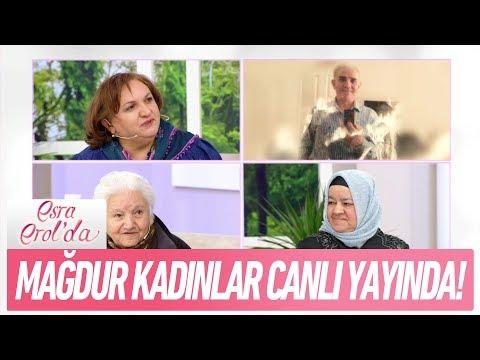 Zeki Yiğit tarafından dolandırıldığını iddia eden mağdur kadınlar... - Esra Erol'da 6 Kasım 2017