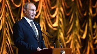 Putin baut eine alternative Welt auf - BRICS-Gipfel 2015 in Russland