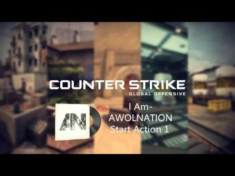 CS:GO Musc Kit, I Am : AWOLNATION + Download