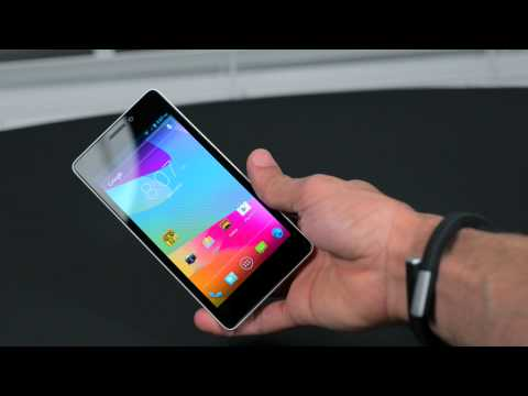 BLU Vivo 4.8 HD First Look