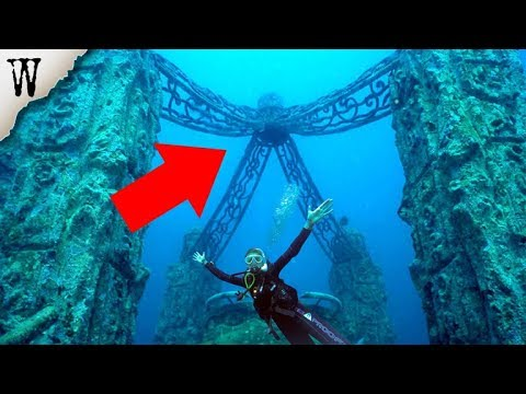 5 Most Mysterious CITIES FOUND UNDERWATER