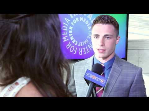 Colton Haynes Interview -