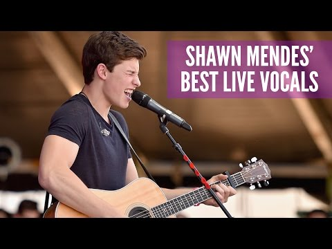 Shawn Mendes' Best Live Vocals