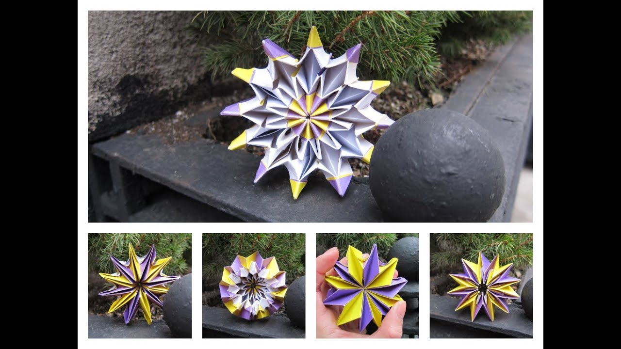 Diy July 4th Crafts Origami Fireworks Magic Morphing