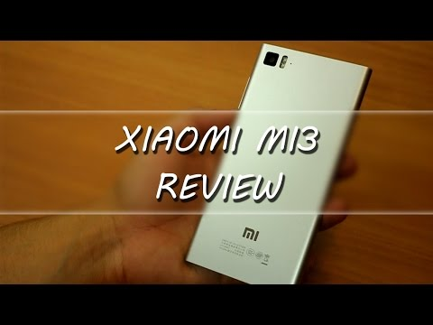 Xiaomi MI 3 Full Review - Specifications, Camera and Price