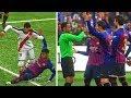 دمرت عملاق إسبانيا في كأس الملك بيس 2019 كن أسطورة | PES 2019 Be A Legend