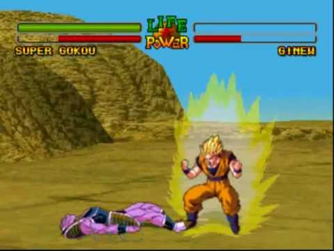 Dragon Ball Z Ultimate battle 22 [FREE FULL DOWNLOAD]