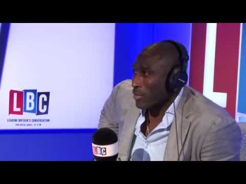 Sol Campbell: Live On LBC