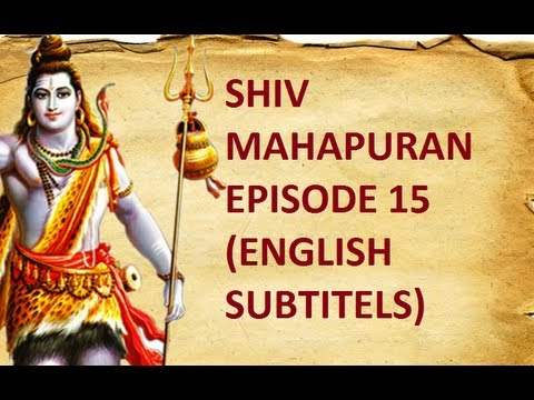 Shiv Mahapuran With English Subtitles - Episode 15 I Shree Mahakaleshwar Jyotirling video