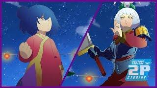 LoL Anime- Annie VS Riven (League of Legends Animation)
