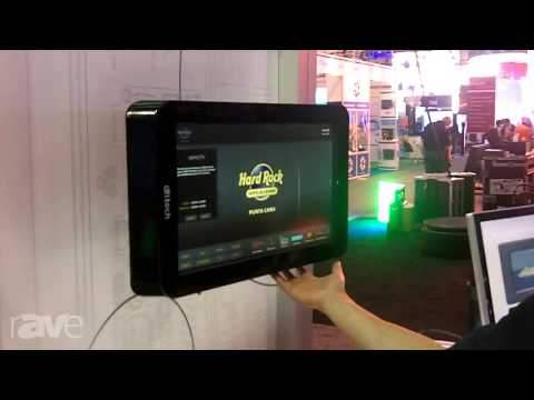 InfoComm 2013: DFI Tech Talks About the MK20 Kiosk