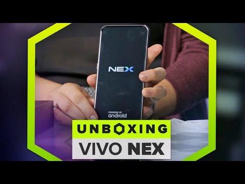 Vivo Nex Phone Unboxing