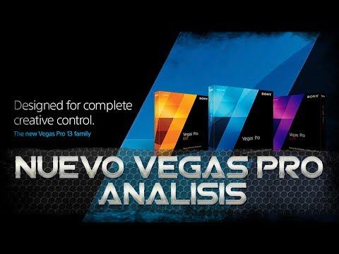 Review: Nuevo Sony Vegas Pro 13