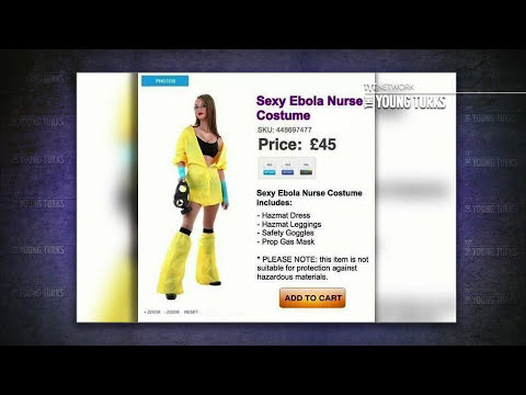 Sexy Ebola Nurse Halloween Costume Is Now On Sale