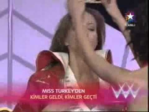 Azra Akin - Miss Turkey 2002 / Star tv