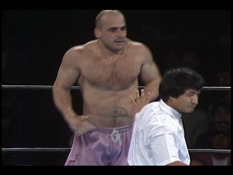 Bas Rutten Vs Yusuke Fuke 1993 10 14 video