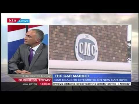 Business Today: The Future of the Kenyan Car market, Thursday 28th April 2016 Part 2