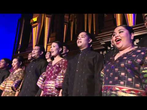 Music and the Spoken Word 4-17-11 philippine madrigal singers 2 of 2