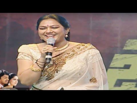 Comedian Hema Funny Speech @ James Bond Movie Audio Launch  || Allari Naresh, Sakshi Chaudhary Photo Image Pic