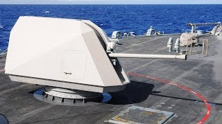 Naval Weapons in Action - Missiles, Guns & Weapon Systems