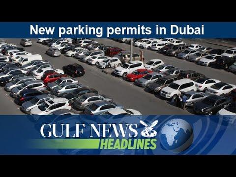 New parking permits in Dubai - GN Headlines