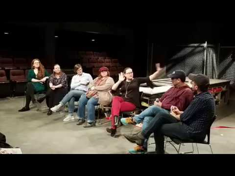 Triad Stage - Technically Talking designer talkback