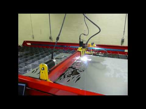CNC Metal Art http://mlook.tv/search/Plasma%20Art