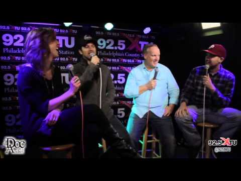 Kip Moore Interview With Doc & Andie video