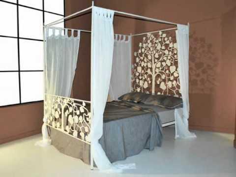 Camas con dosel ideas para la decoracion de los for Ideas de decoracion para recamaras