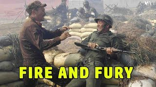 Wu Tang Collection - Fire & Fury (English version of Korean War Movie)
