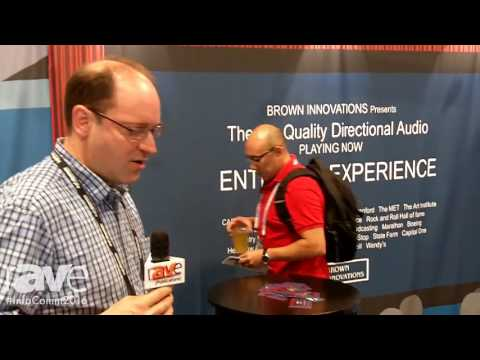 InfoComm 2016: Brown Innovations Shows Off SB47 Sound Dome