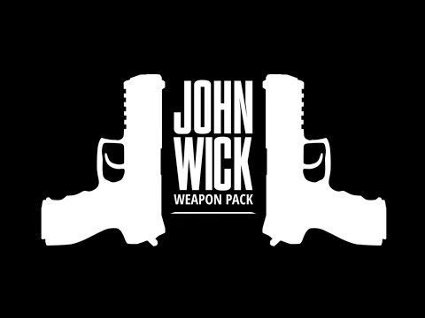 [PAYDAY 2] John Wick Weapon Pack - Обзор дополнения