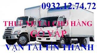 Thuê xe tải Gò Vấp – Cho thuê xe tải Gò Vấp giá rẻ