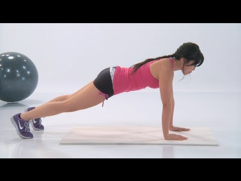 Up, Up, Down, Down Challenge (Workout Videos by Everyday Health)