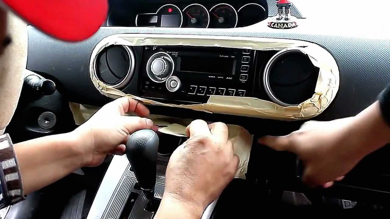 how to paint car dashboard diy tips scion xb 2011 youtube. Black Bedroom Furniture Sets. Home Design Ideas