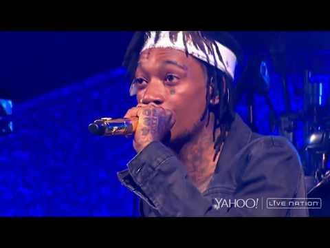 Wiz Khalifa Full Show HD July 25 2014 – Camden, N.J. Susquehanna Bank Center