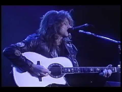 Bon Jovi - Never Say Goodbye - Live