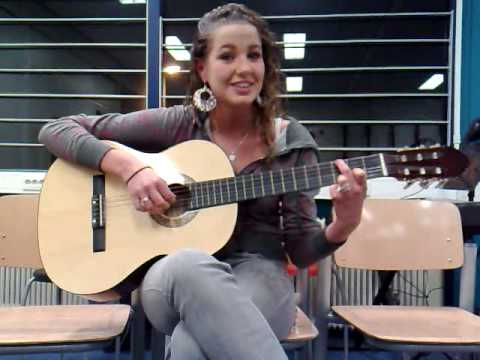 anouk - michel cover by mirjam acoustic