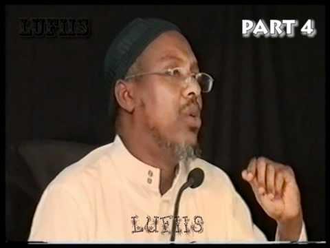 Sh. Mustafa X. Ismaaciil - Qisadii Asxaabul Ukhduud part 4 - 5