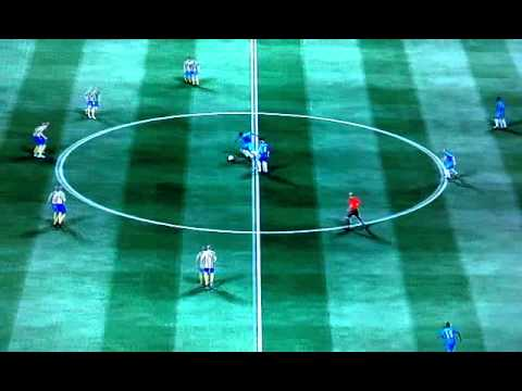 Fifa 11 -The best goal farthest and faster