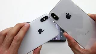 $80 FAKE iPhone X vs. $1000 Real Apple iPhone X (BEWARE)