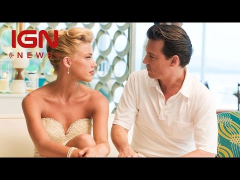 Depp's Wife Heard Faces Jail Time in Australia for Dog Smuggling - IGN News