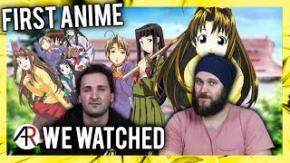 The First Anime We Watched   Anime Chat Cast